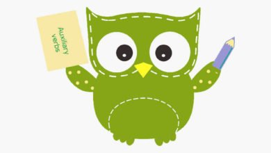 Auxiliary verbs English Modals